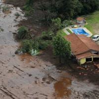 Brasile, il crollo della diga mineraria a Brumadinho