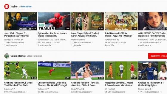 YouTube contro le teorie stravaganti, la Terra non sarà più piatta
