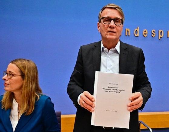 Germania verso l'addio al carbone: impegno entro il 2038