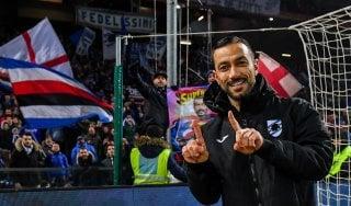 """Sampdoria, Quagliarella: """"Da brividi eguagliare il record Batistuta"""""""