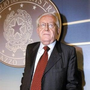 È morto Giuseppe Zamberletti, padre della protezione civile