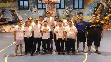 """""""Jamme"""", sport e solidarietà partenopea: è Napoli la capitale del basket inclusivo"""