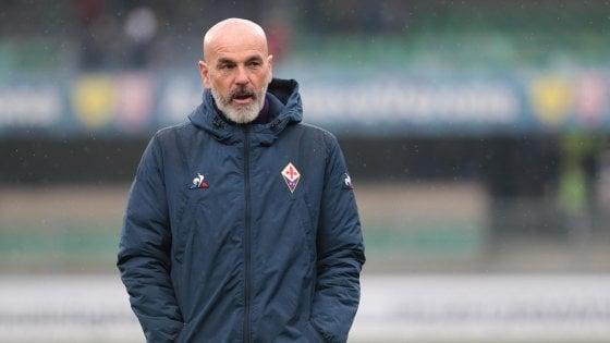 """Fiorentina, Pioli: """"Un successo che vale tanto, siamo lì dove vogliamo stare"""""""