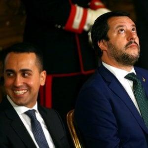Italia alla prova del Pil, parte l'iter del decretone