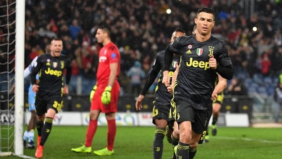 Lazio-Juventus 1-2  Cancelo e Ronaldo firmano la rimonta bianconera 4a4850a593fd