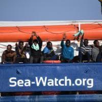 Sea Watch, Il tweet di Orfini: