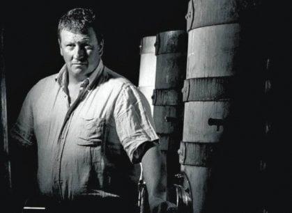 Damijan Podversic, il gigante artigiano che difende la Ribolla gialla