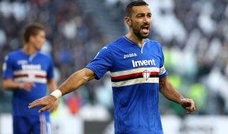 """Sampdoria, Giampaolo: """"Quagliarella straordinario, ma no al contentino in Nazionale"""""""