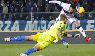 Empoli-Genoa 1-3: Sanabria subito in gol, Piatek è già il passato