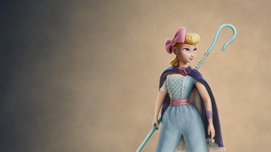 'Toy Story 4' ai tempi di #MeToo, Bo Peep è tornata e porta i pantaloni