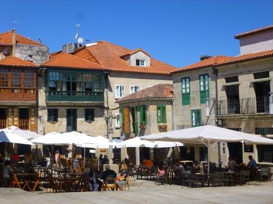 Alla scoperta di Pontevedra, la città senza auto