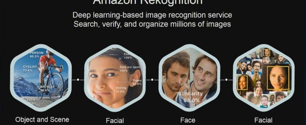 """Per il Mit di Toronto,  il riconoscimento facciale di Amazon è """"razzista"""""""