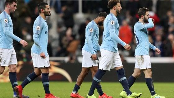 Premier League: Manchester ko, il Newcastle di Benitez fa un regalo al Liverpool