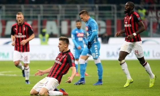 I meriti di Gattuso, l'impatto di Piatek. Così il Milan è tornato protagonista