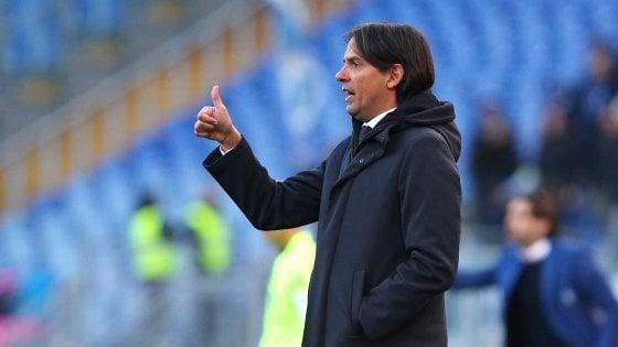 """Coppa Italia, Lazio&#x3b; Inzaghi: """"Con l'Inter serve grande personalità"""""""