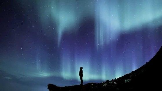 """Ecco perché le aurore polari sono asimmetriche. """"Dipende dal vento solare"""""""