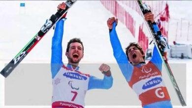Sci paralimpico, Bertagnolli-Casal collezionano medaglie: altro oro in slalom