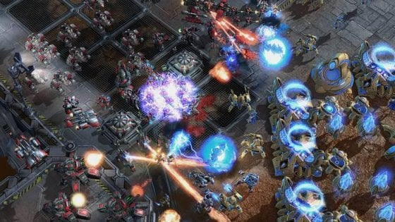 L'intelligenza artificiale di Google batte i campioni di Starcraft