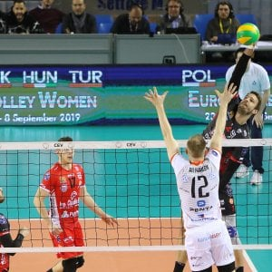Volley, Champions League: Civitanova ai quarti, Modena nei guai