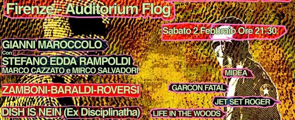 La grande notte di Contempo, l'onda musicale di Firenze è ancora travolgente