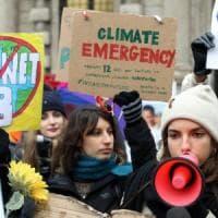Sciopero del clima, tutti con Greta per protestare contro il riscaldamento globale