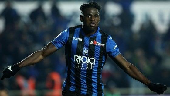"""Atalanta, Zapata l'uomo del gol: """"E pensare che non mi voleva nessuno"""""""