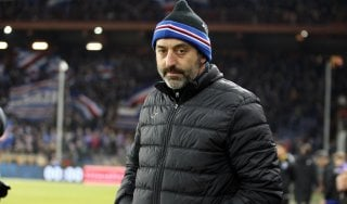 Sampdoria, Giampaolo: ''Napoli forte e sereno, Quagliarella può scrivere la storia''