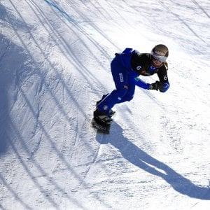 Snowboardcross, mondiali: bronzo per Michela Moioli e Perathoner