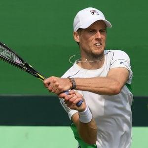 Tennis, Coppa Davis: Seppi porta l'Italia alla fase finale, India battuta 3-1