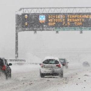 Meteo, l'Italia nel vortice ciclonico. Solo lunedì il miglioramento