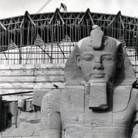 Abu Simbel,  50 anni fa il salvataggio dei templi