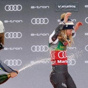 Sci, Shiffrin concede il bis. A Maribor è suo anche lo slalom