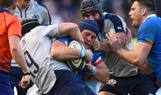 Rugby, Sei Nazioni Scozia-Italia 33-20. Gli azzurri deludono, non basta l'orgoglio finale