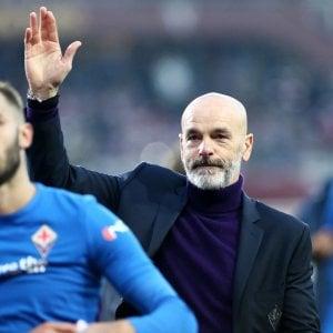 Fiorentina, Pioli: ''A Udine per rendere perfetta questa settimana''