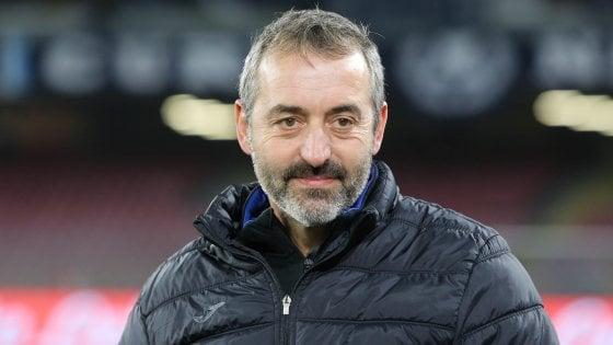 """Sampdoria, Giampaolo: """"Napoli troppo forte, voltiamo pagina"""""""