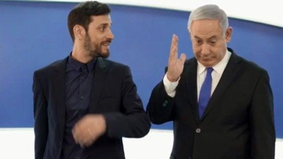 """Elezioni in Israele, Netanyahu si fa la sua tv """"modello Trump"""""""