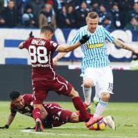 Spal-Torino 0-0, al Mazza vince il nervosismo