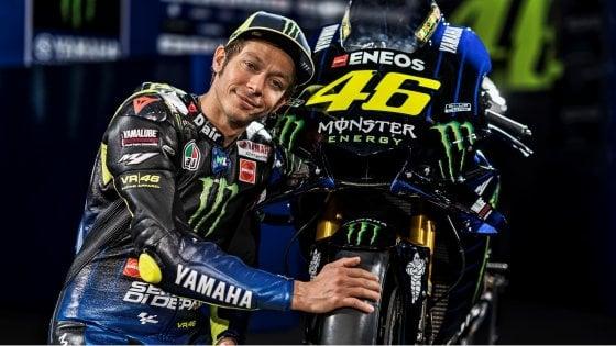 MotoGp, lanno zero della Yamaha. Rossi: Lobiettivo è restare competitivo