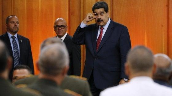 """Venezuela, Maduro: """"Ho scritto al Papa perché ci aiuti con il dialogo"""""""