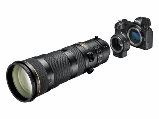 Nikon Z7 e Z6, la piccola grande rivoluzione delle mirrorless full frame