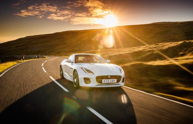 Jaguar, 70 anni di auto sportive
