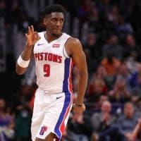 Basket, Nba: Detroit ferma la corsa di Denver, Harden non finisce di stupire