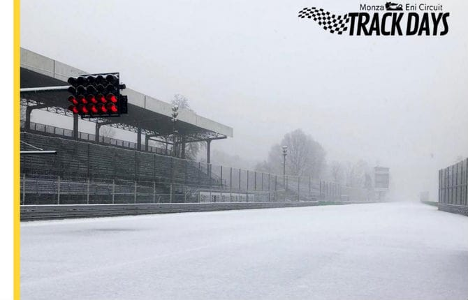 Monza, tutti in pista