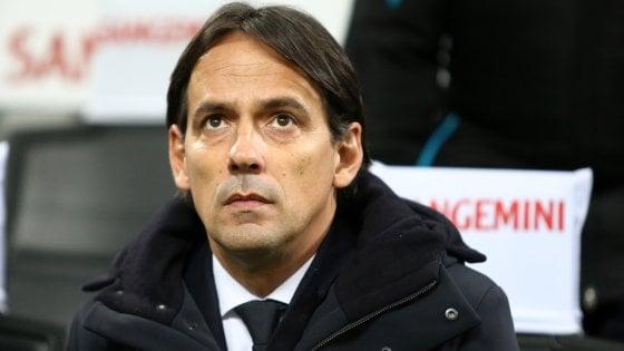 """Inzaghi sprona la Lazio: """"Siamo stanchi, ma pronti a proseguire la corsa"""""""