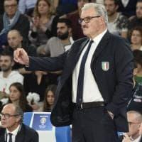 Basket, Italia: Sacchetti ne convoca 16 per Ungheria e Lituania
