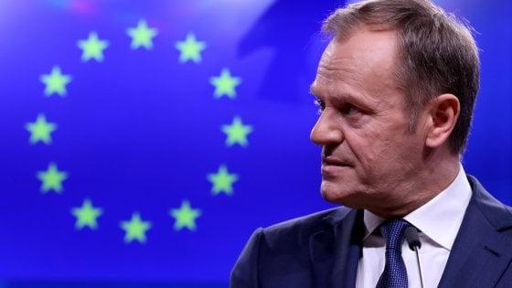 Brexit: May a Bruxelles, dialogo con Juncker