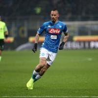 Napoli, Hamsik resta: salta il trasferimento in Cina