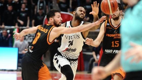 Basket, Champions League: Virtus Bologna ok, è prima nel girone