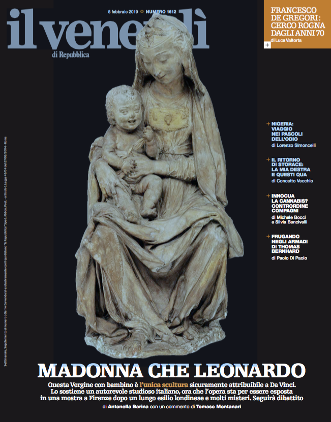 Sorpresa,  questa Madonna è di Leonardo
