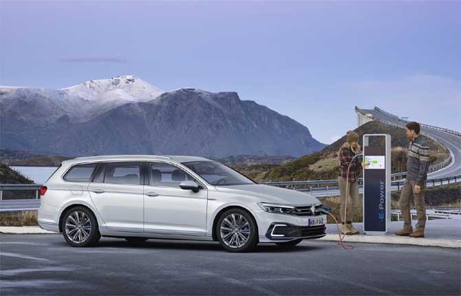 Volkswagen Passat, evoluzione senza fine
